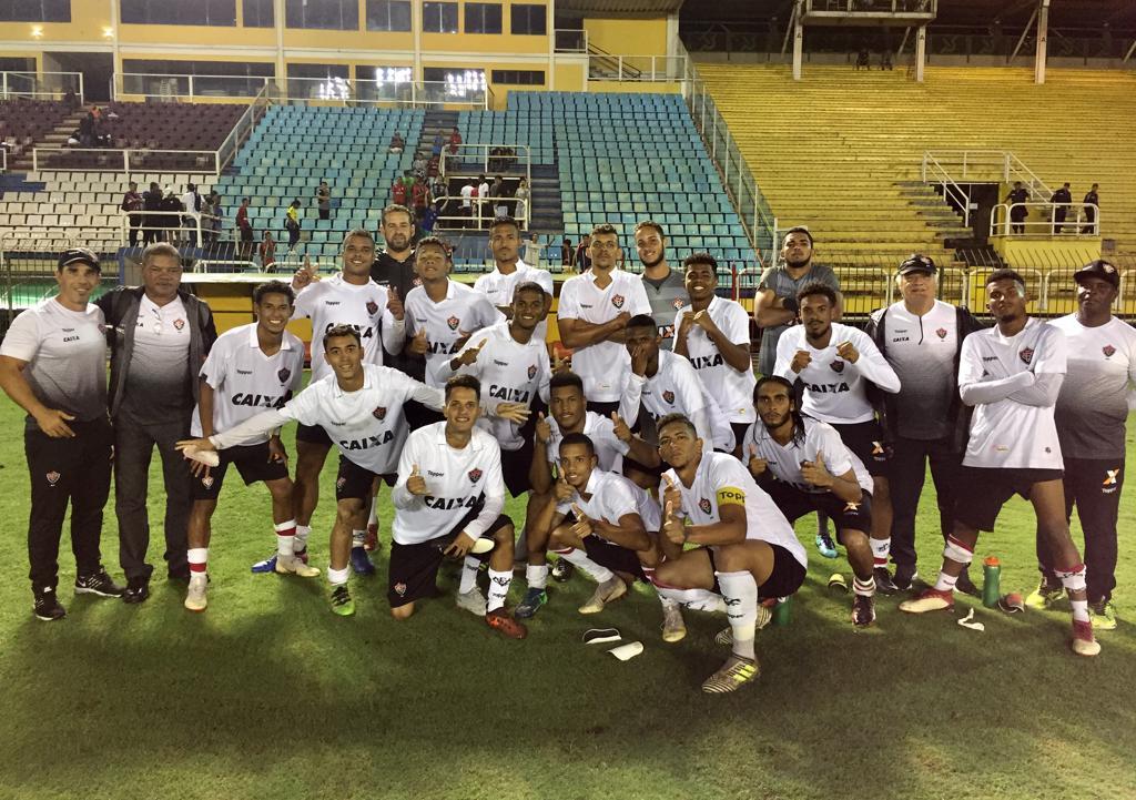 Vitória elimina Flamengo e volta à final do Brasileiro Sub-20 - Fora ... 13bca4f61d7fb